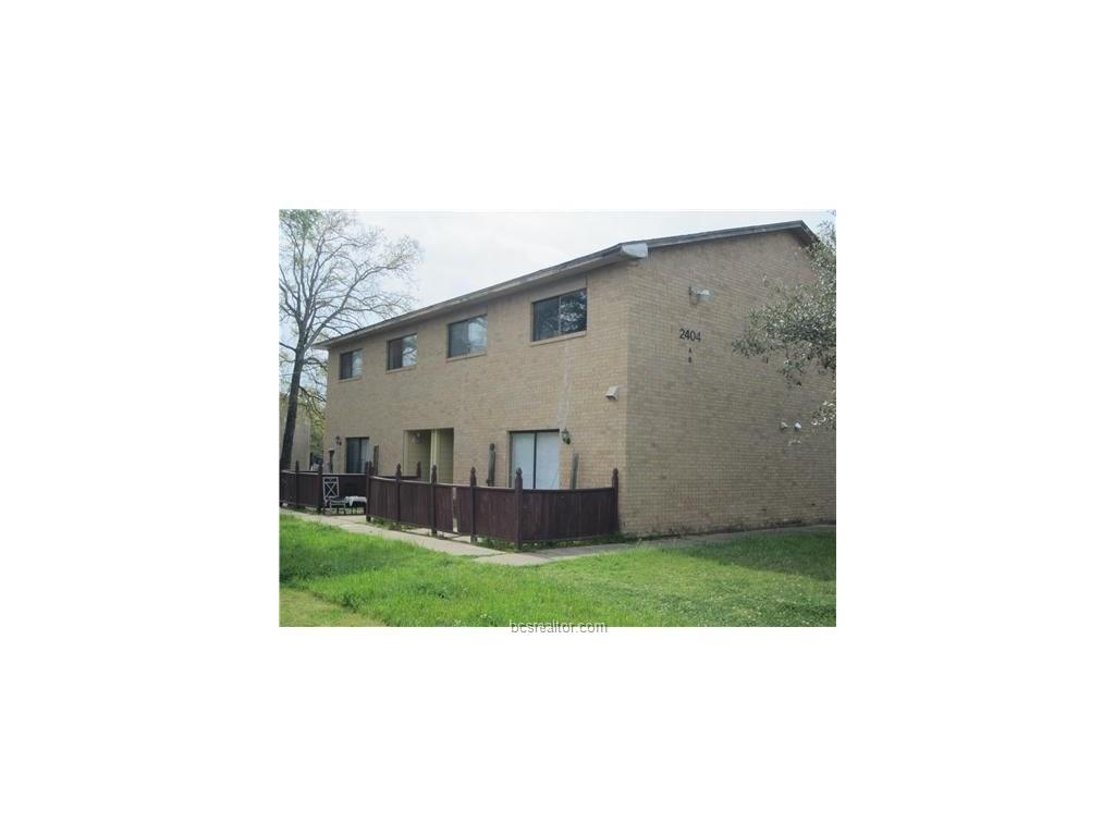 2404 Blanco Drive A-D, College Station, TX 77845