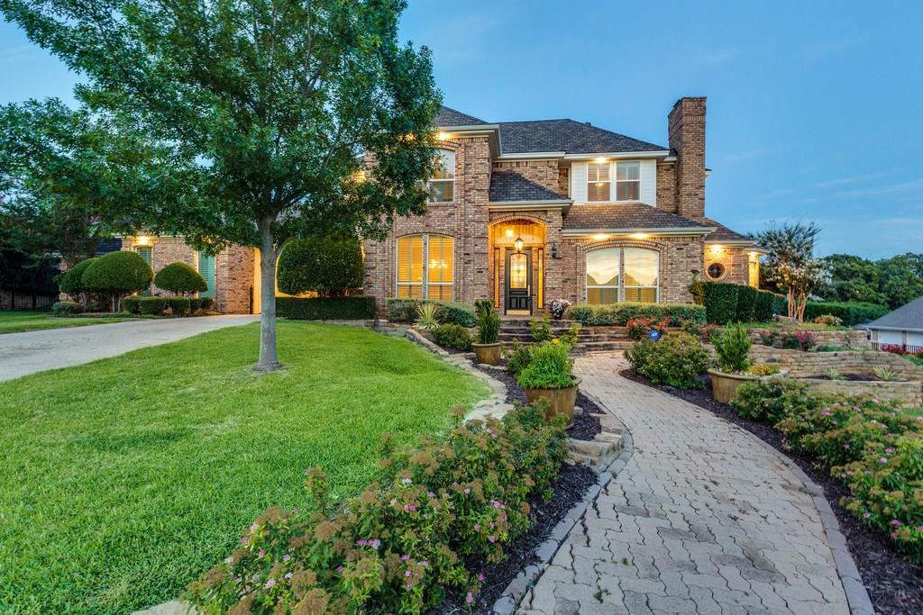 4703 Summit Hill Court, Colleyville, TX 76034