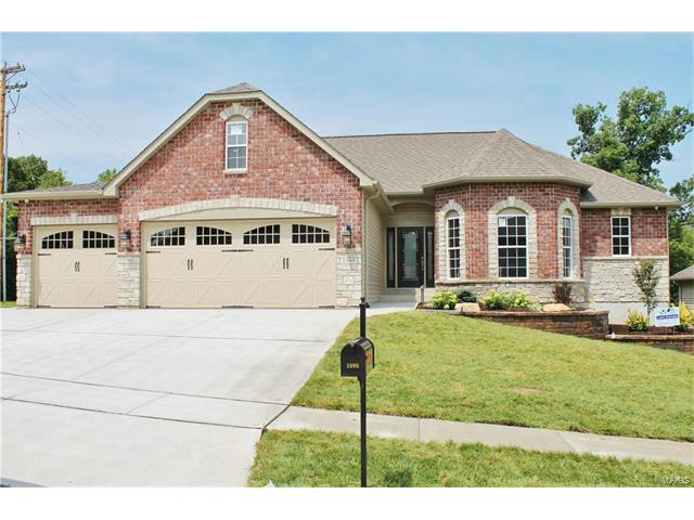 1595 Heritage Valley Drive, Unincorporated, MO 63049