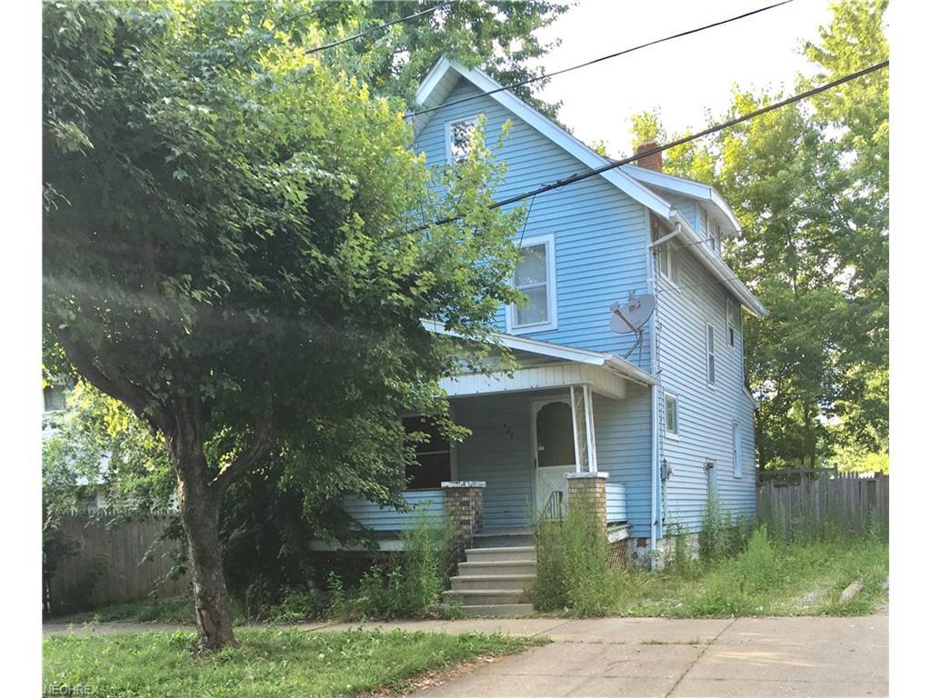 457 Baird St, Akron, OH 44311
