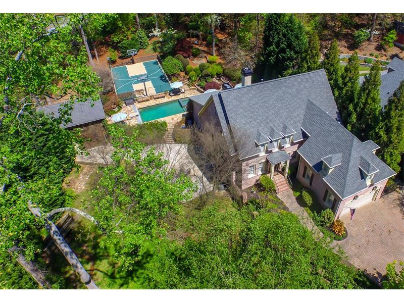 650 Forest Hills Drive, Atlanta, GA 30342