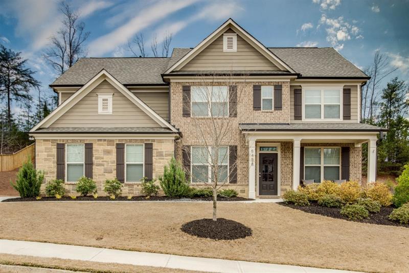 5458 Oak Crest Lane, Buford, GA 30518