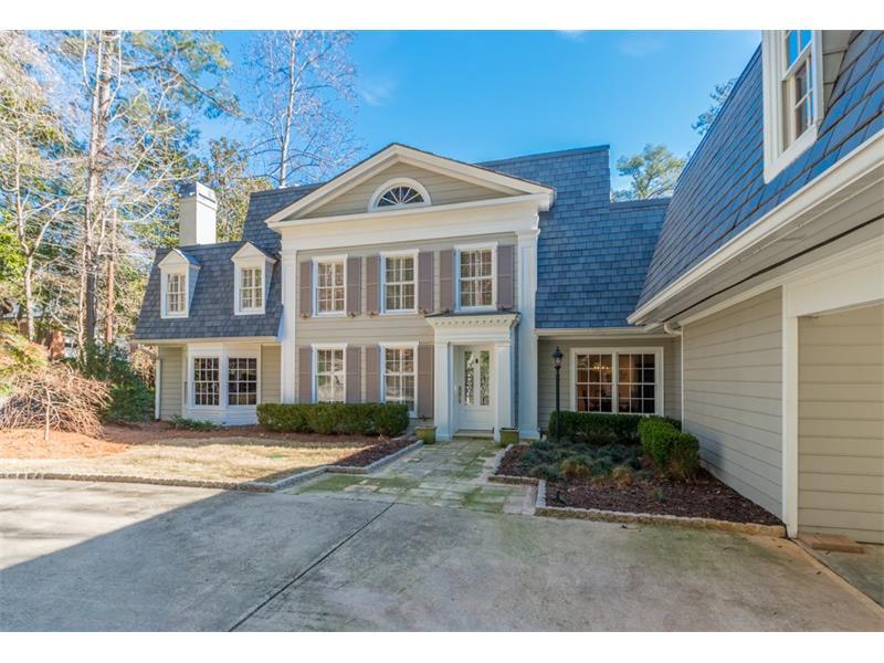 3673 NW Randall Mill Road, Atlanta, GA 30327