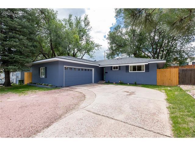 816 S Circle Drive, Colorado Springs, CO 80910