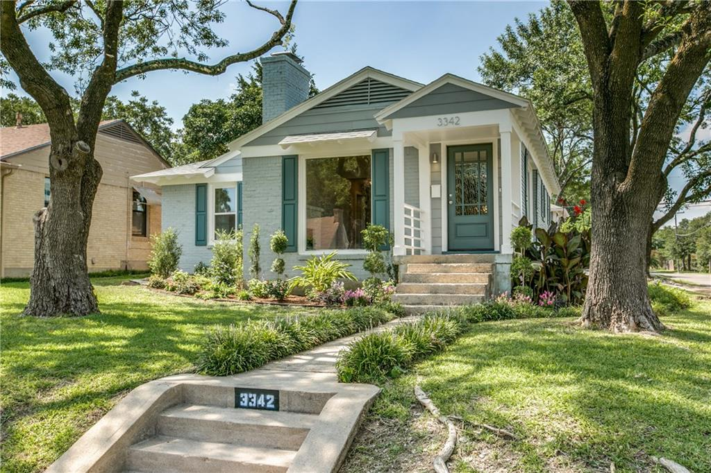 3342 Gibsondell Avenue, Dallas, TX 75211