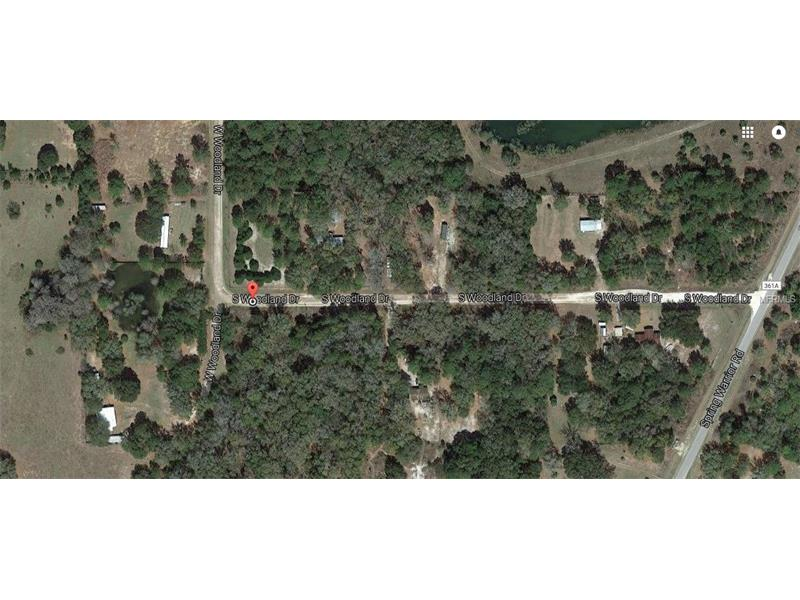 WOODLAND DRIVE S, PERRY, FL 32348