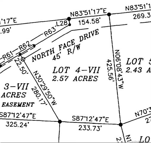 Lot 4 VII North Face Drive, Nebo, NC 28761