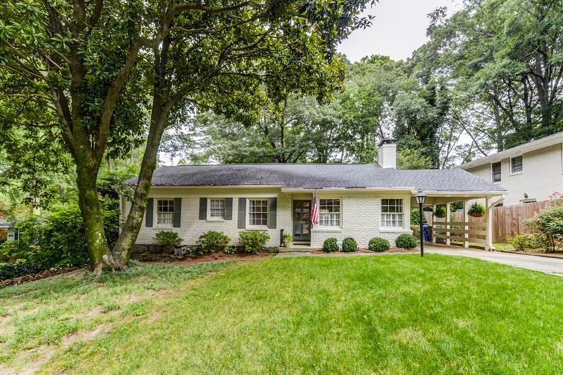 1930 Dellwood Drive, Atlanta, GA 30309