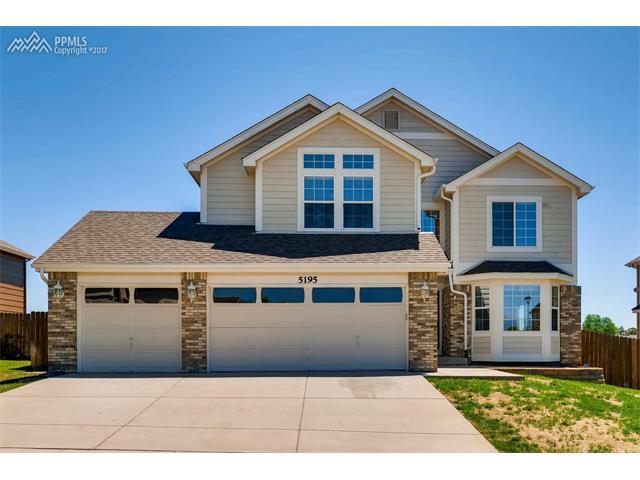 5195 Belle Star Drive, Colorado Springs, CO 80922