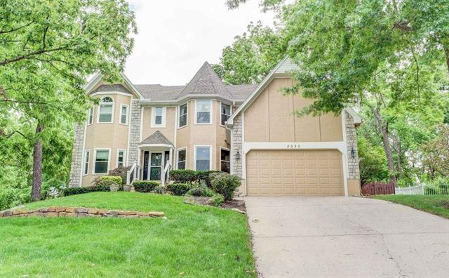 2505 NW Overbrook Drive, Lee's Summit, MO 64081