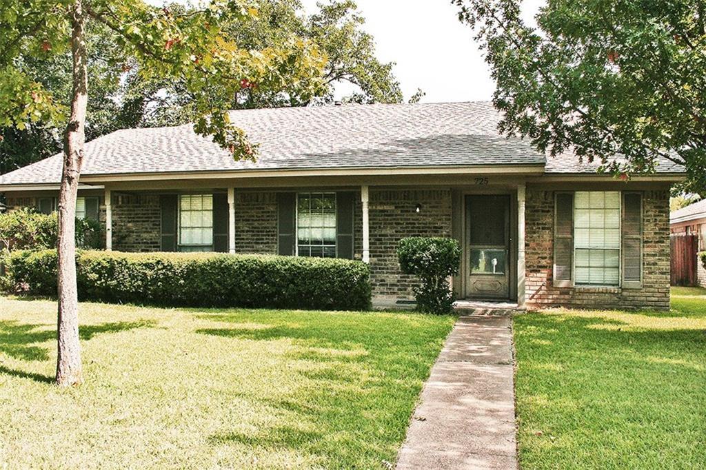 725 Worcester Lane, Garland, TX 75040