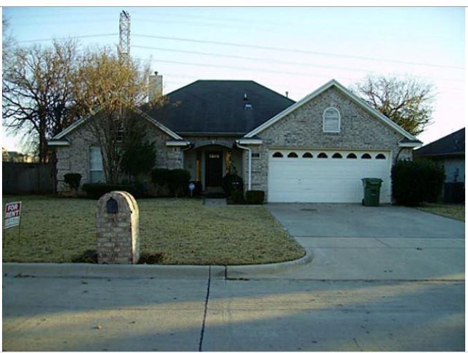 917 Hardie Street, Hurst, TX 76053