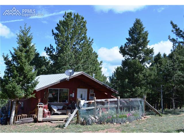 425 Maid Marian Drive, Divide, CO 80814