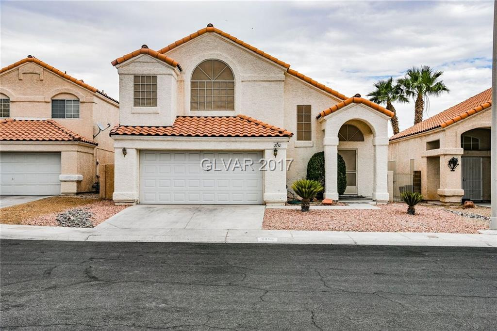 2752 BARRINGTON Circle, Las Vegas, NV 89117