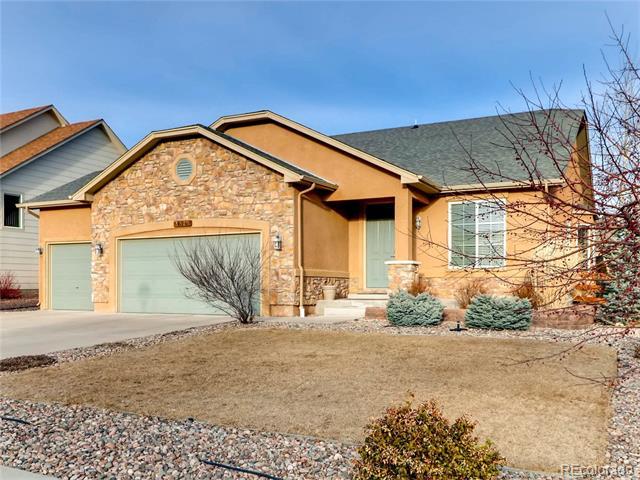 3545 Red Baron Drive, Colorado Springs, CO 80911