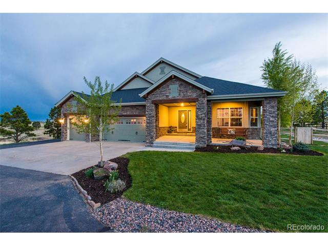 2486 Antelope Ridge Trail, Parker, CO 80138