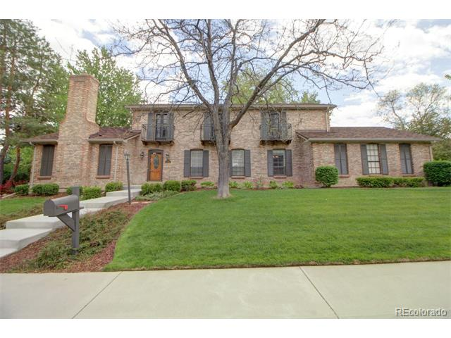 10322 E Berry Drive, Greenwood Village, CO 80111