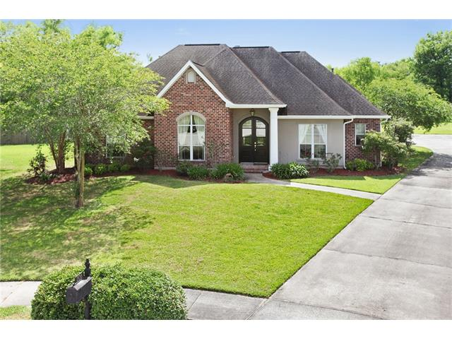 206 MEREDITH Place, Hahnville, LA 70057