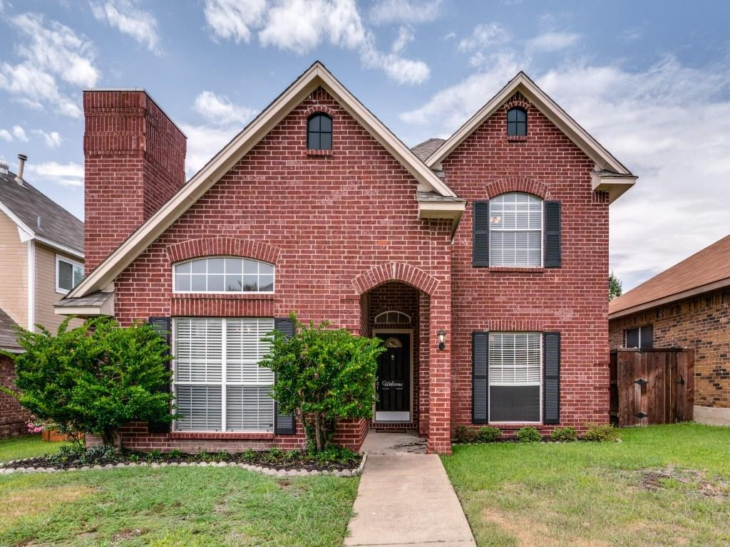 1805 Dew Valley Drive, Carrollton, TX 75010