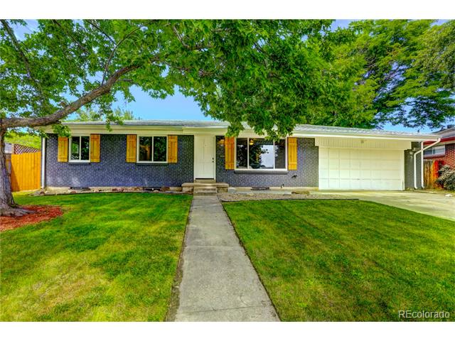1481 S Ammons Street, Lakewood, CO 80232