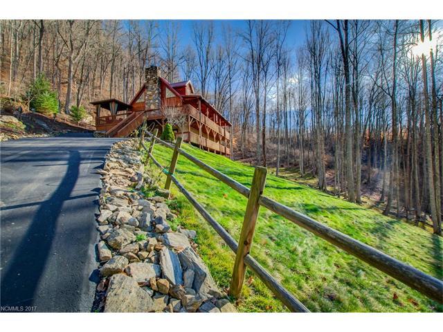 420 Chimney Rock Drive, Weaverville, NC 28787