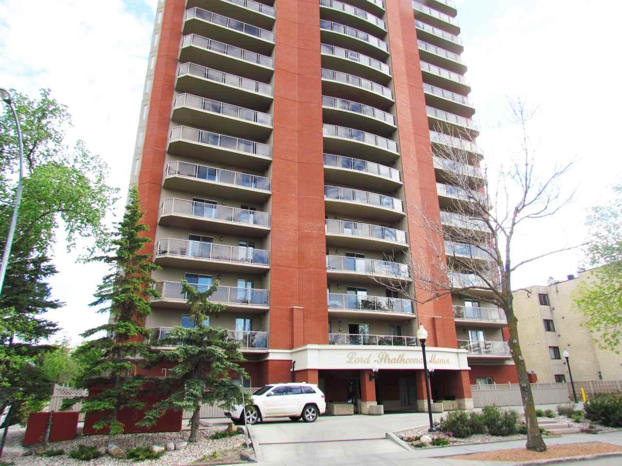 10649 Saskatchewan Drive 1405, Edmonton, AB T6E 6S8