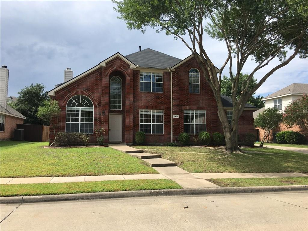 1406 Edgemont Drive, Sachse, TX 75048