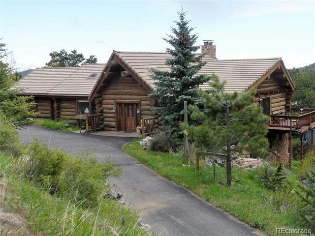 1651 Old Squaw Pass Road, Evergreen, CO 80439