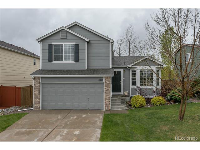 3216 Blue Grass Circle, Castle Rock, CO 80109