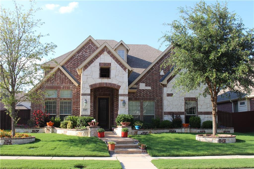 1107 Burnet Drive, Allen, TX 75002