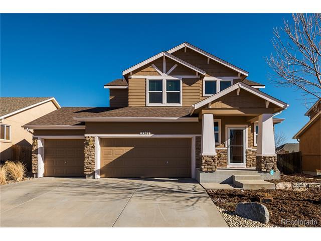 3365 Magellans Eagle Drive, Colorado Springs, CO 80916