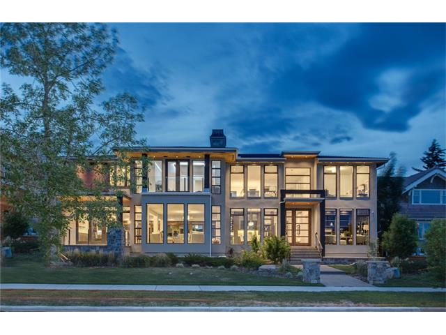 616 CRESCENT Road NW, Calgary, AB T2M 4A6