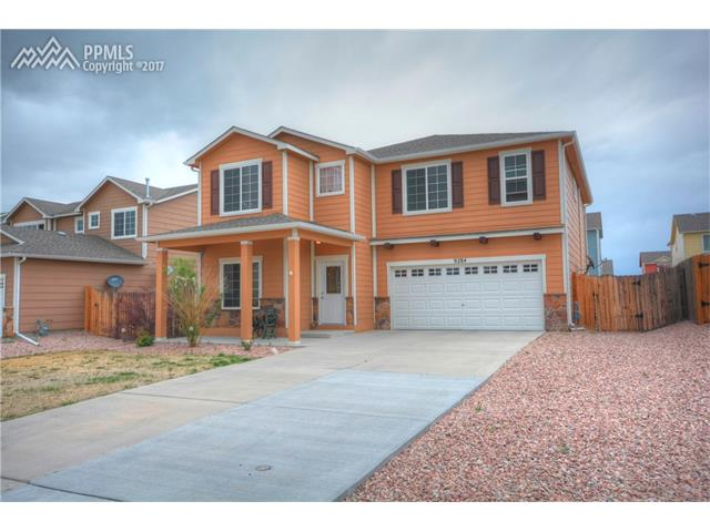 9284 Sand Myrtle Drive, Colorado Springs, CO 80925