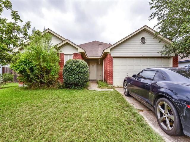 502 Meadowside Dr, Hutto, TX 78634