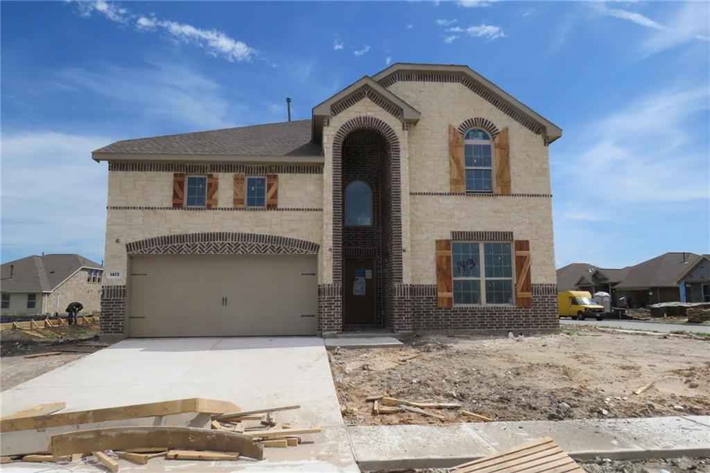 1413 Crossvine Drive, Anna, TX 75409