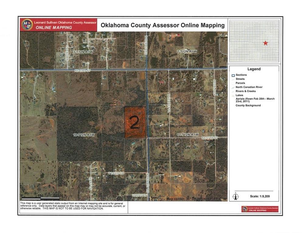 13708 NE 63rd St Tract 2, Choctaw, OK 73020