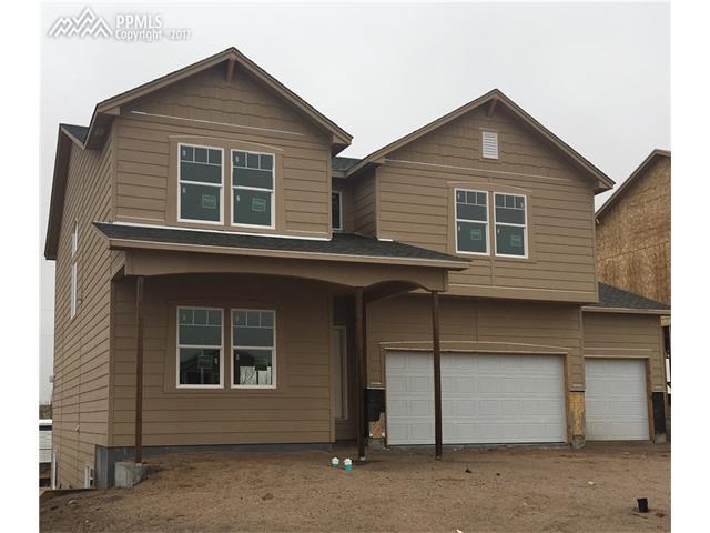 8175 Glory Drive, Colorado Springs, CO 80924