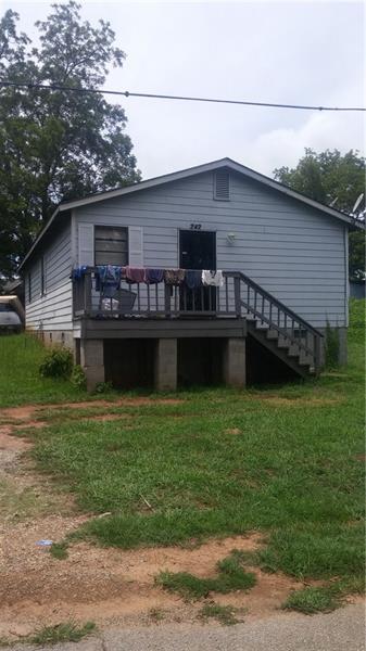 242 Jackson Street, Barnesville, GA 30204
