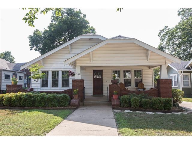 1336 S Gary Place, Tulsa, OK 74104