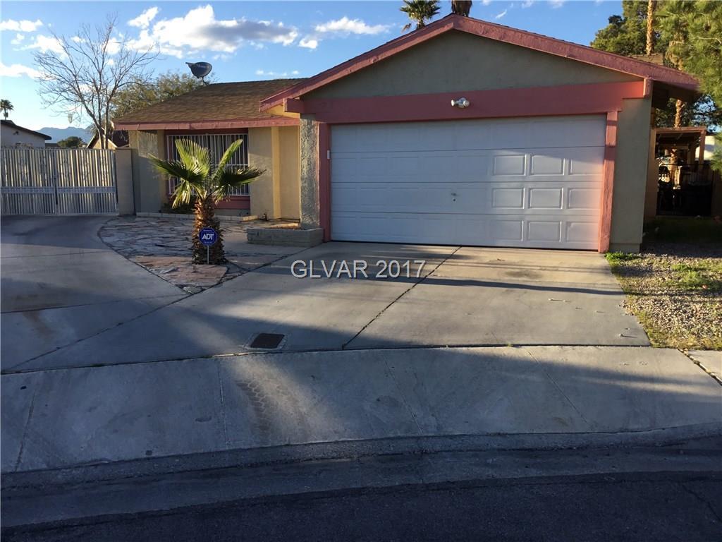 4711 Knollwood Drive, Las Vegas, NV 89147