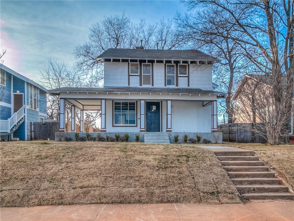 1415 N Klein, Oklahoma City, OK 73106