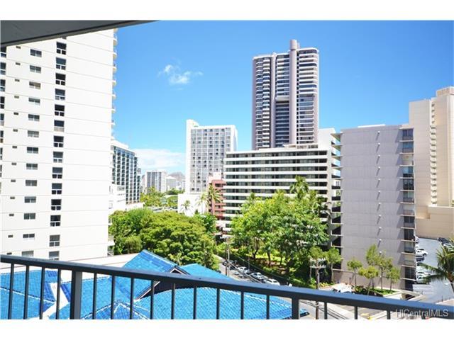 400 Hobron Lane 807, Honolulu, HI 96815