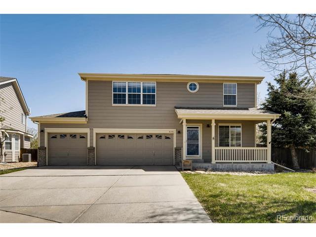 6351 Westview Circle, Parker, CO 80134
