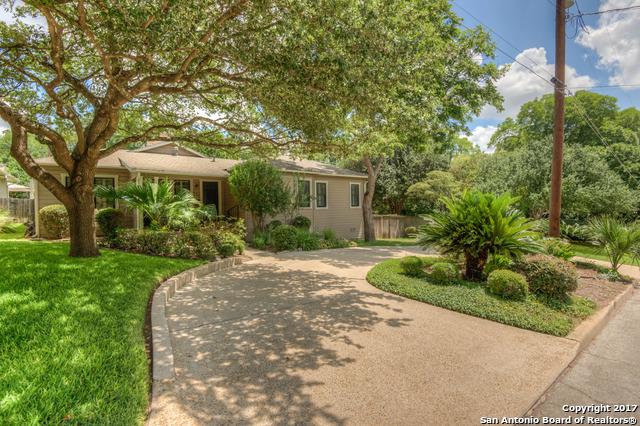 111 REDWOOD ST, Alamo Heights, TX 78209