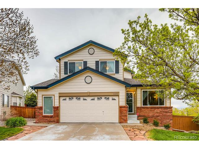 5895 Cheetah Cove, Lone Tree, CO 80124