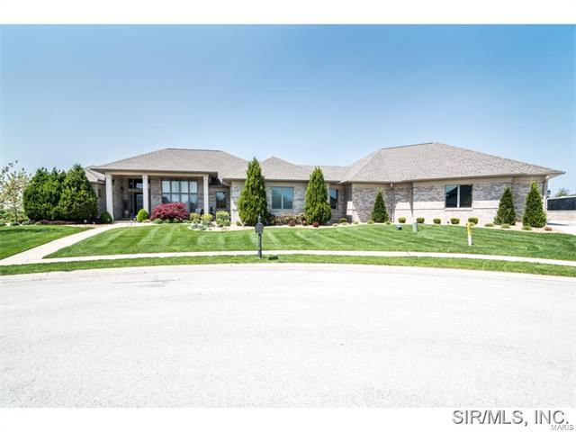 1001 BLUFF POINTE, Caseyville, IL 62232