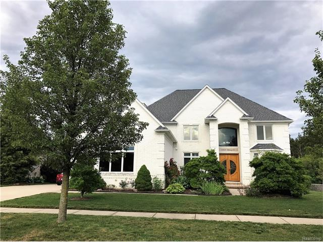 55622 WHITNEY Court, Shelby Twp, MI 48315