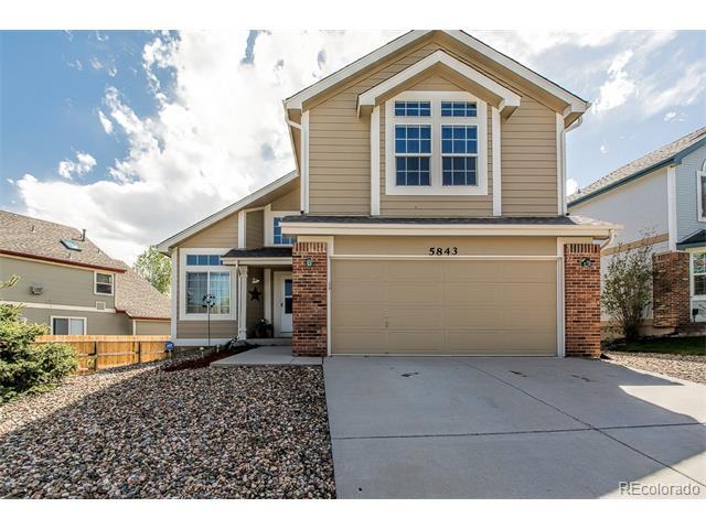 5843 Instone Circle, Colorado Springs, CO 80922