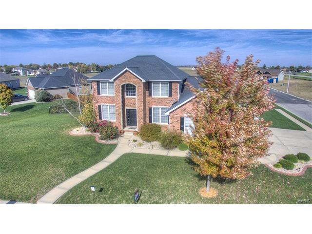 9735 Weatherby Street, Mascoutah, IL 62258