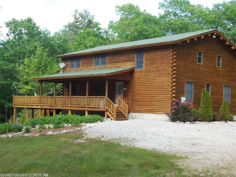 356 Racoon RD , Acton, ME 04001